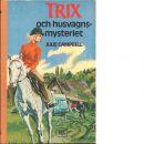 Trix och husvagnsmysteriet - Campbell, Julie