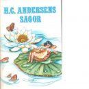 Sagor / Hans Christian Andersen ; med 82 färgbilder efter akvareller av Ruth Koser-Michaëls - Andersen, H. C.