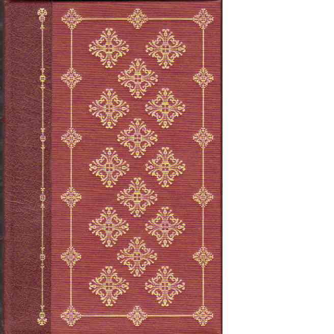The Scarlet letter (The Franklin Library) - Hawthorne, Nathaniel