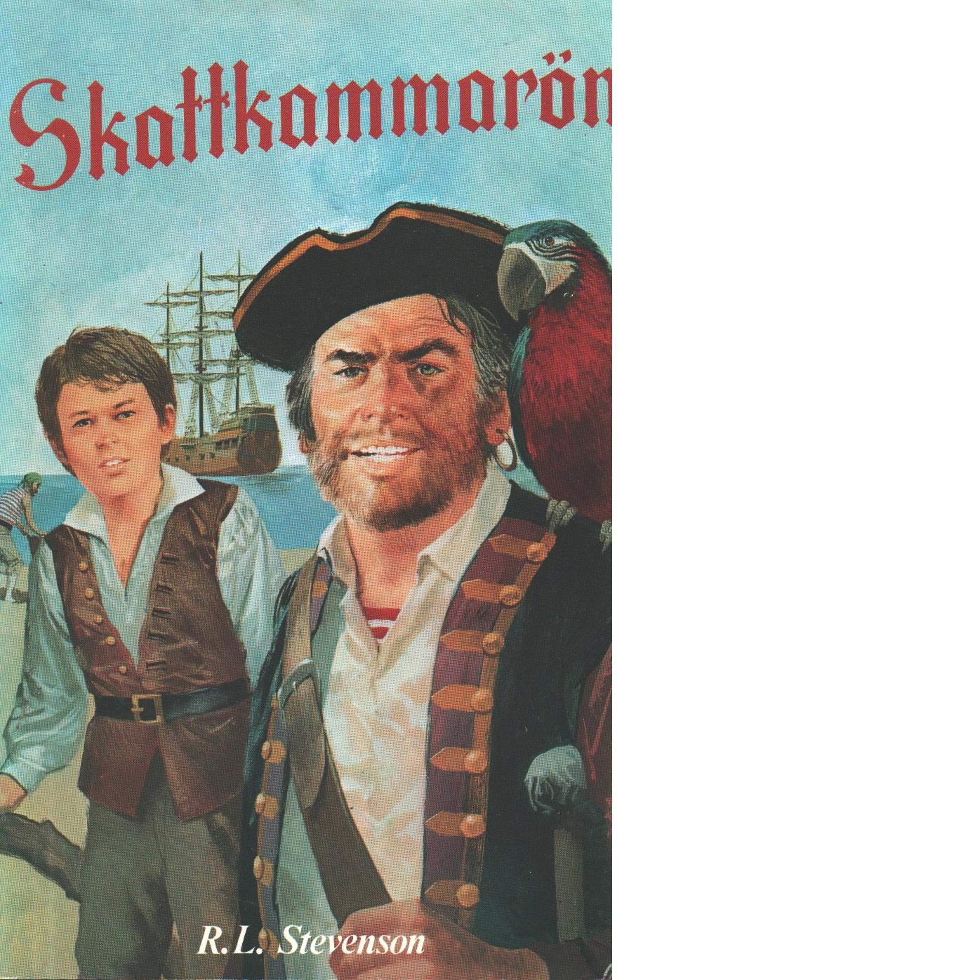 Skattkammarön - Stevenson, Robert Louis