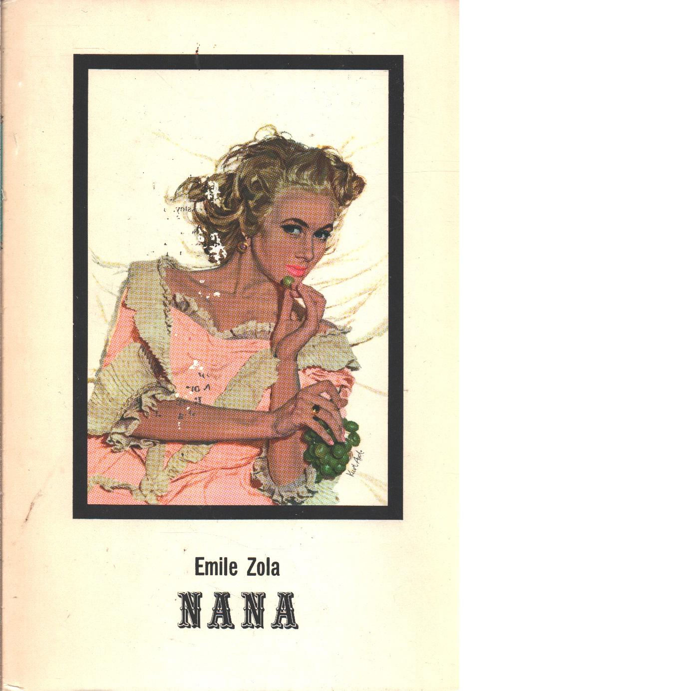 Nanna - Zola, Émile