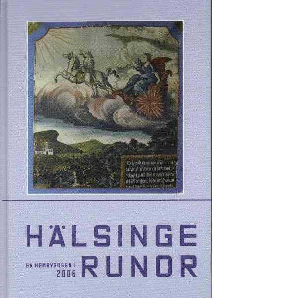 Hälsingerunor 2006 - Red.