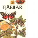 Fjärilar - Hargreaves, Brian och Chinery, Michael