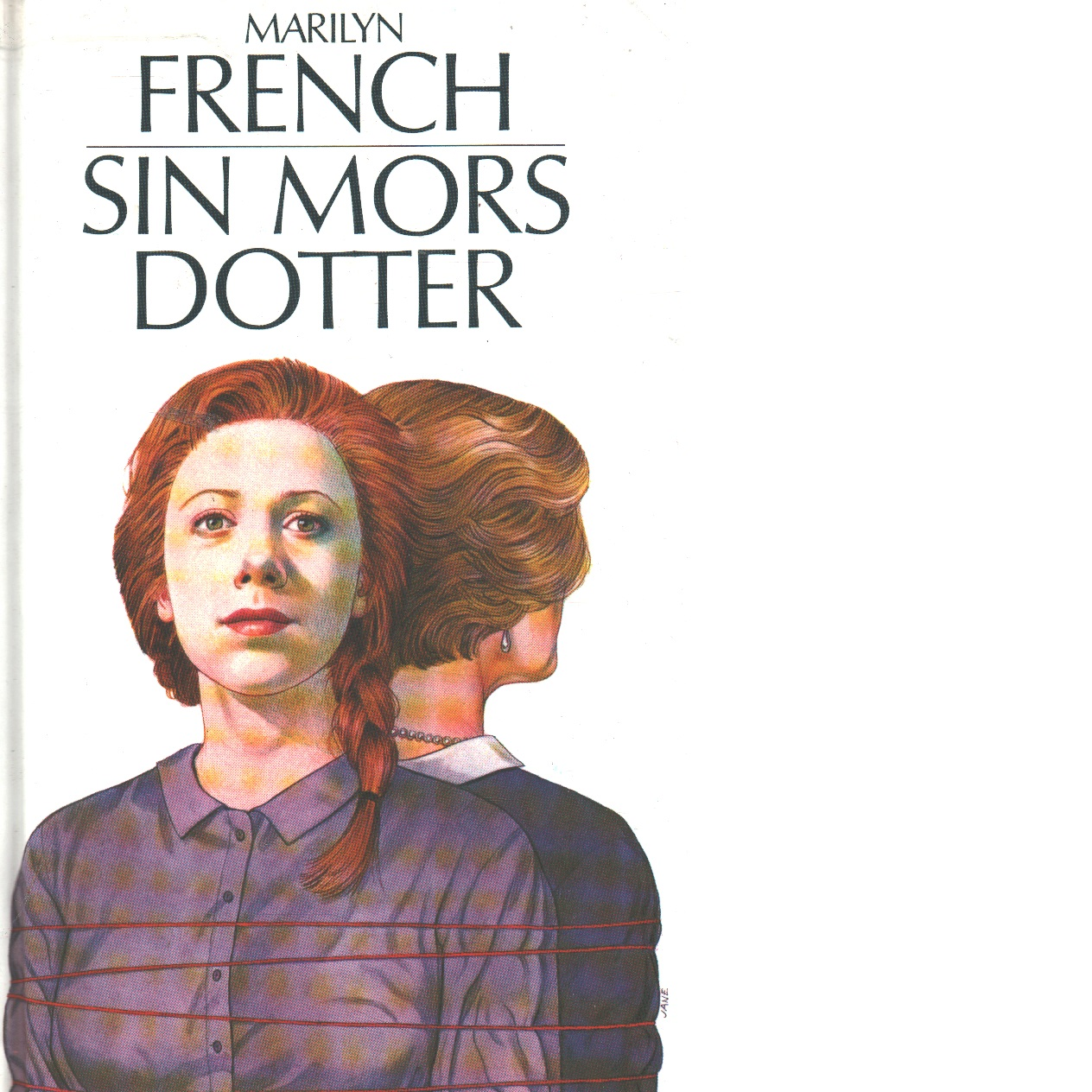 Sin mors dotter - French, Marilyn