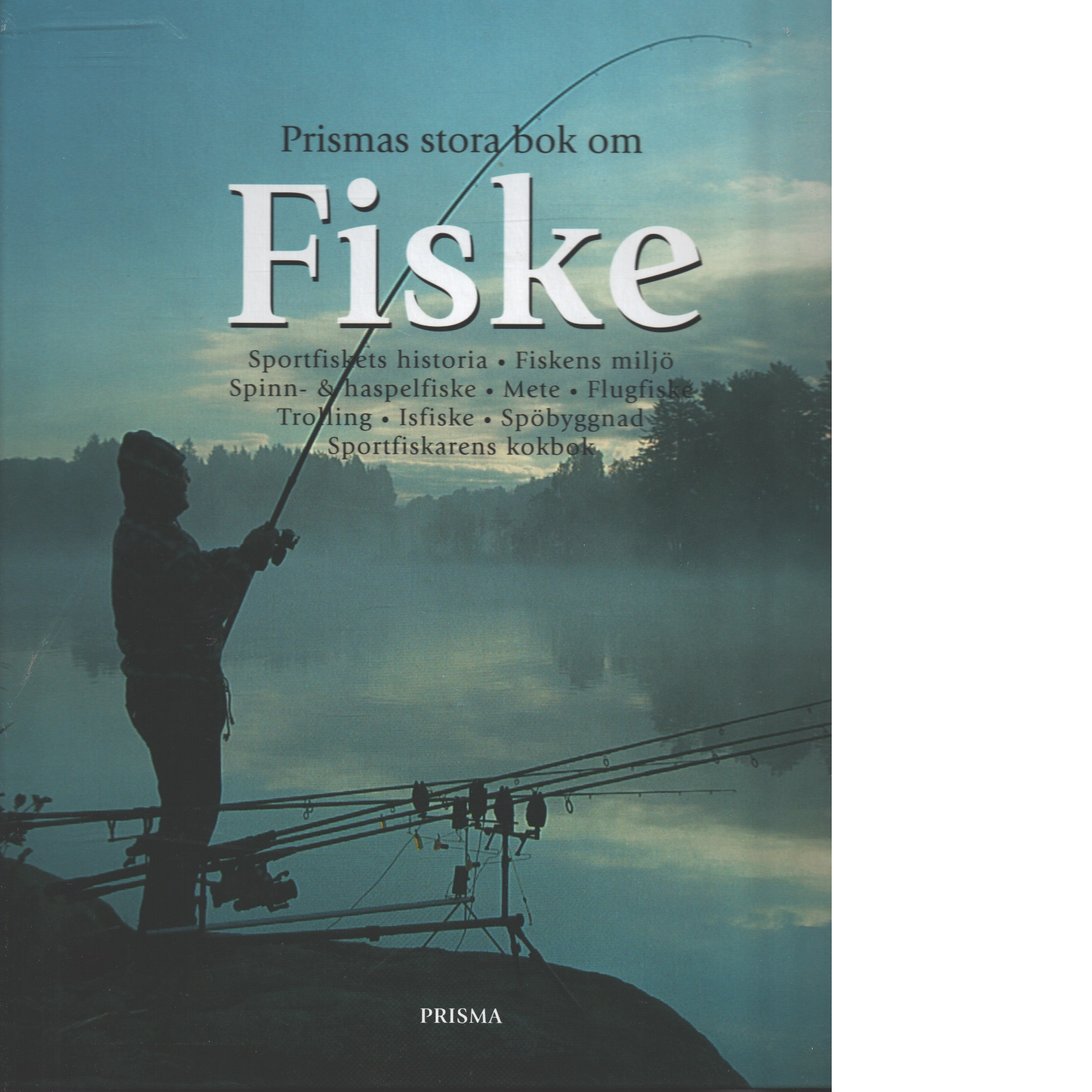 Prismas stora bok om fiske - Red.