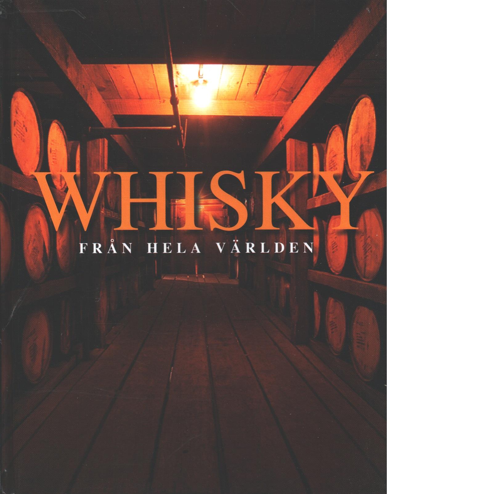 Whisky från hela världen - Hoffmann, Marc A.