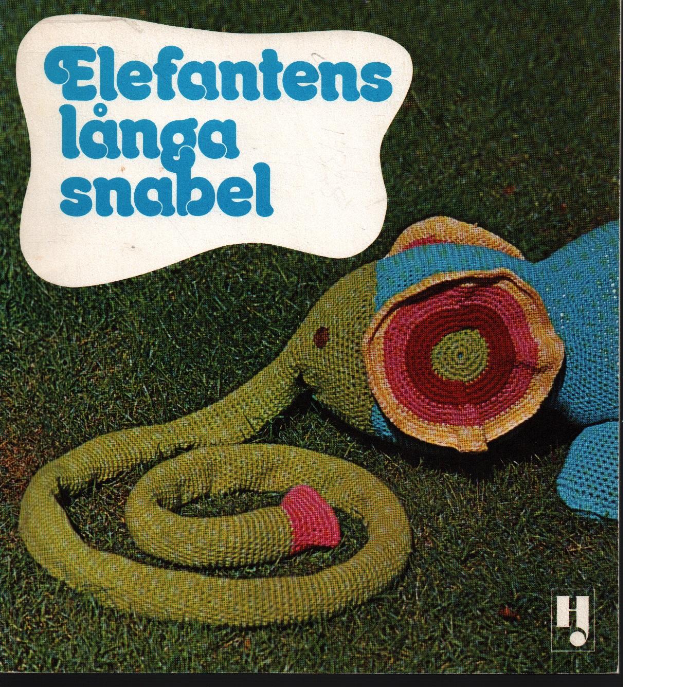 Elefantens långa snabel - Christophersen, Leif