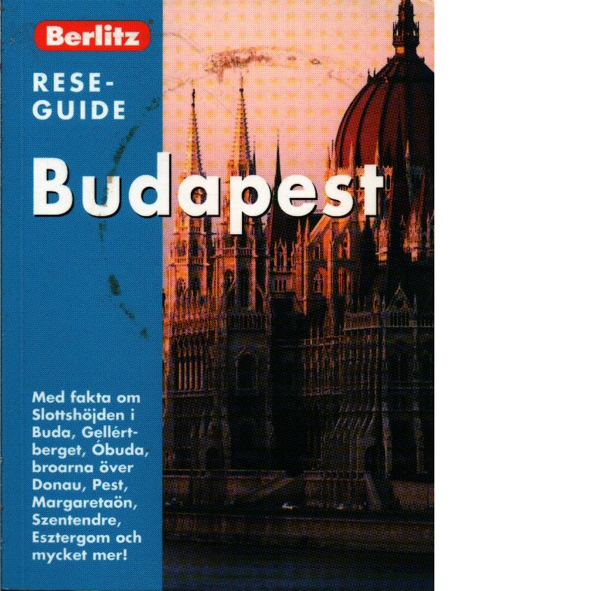 Budapest : [med fakta om Slottshöjden i Buda - Murphy, Paul