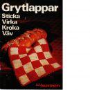 Grytlappar - Red.