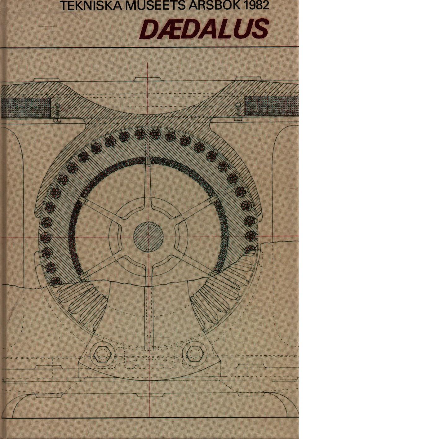 Tekniska museets årsbok. Årg. 51 - Dædalus
