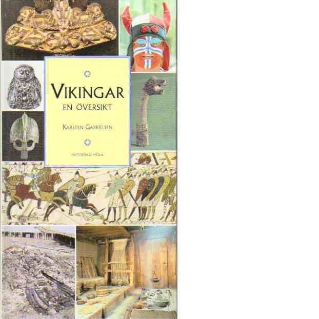 Vikingar : en översikt - Gabrielsen, Karsten