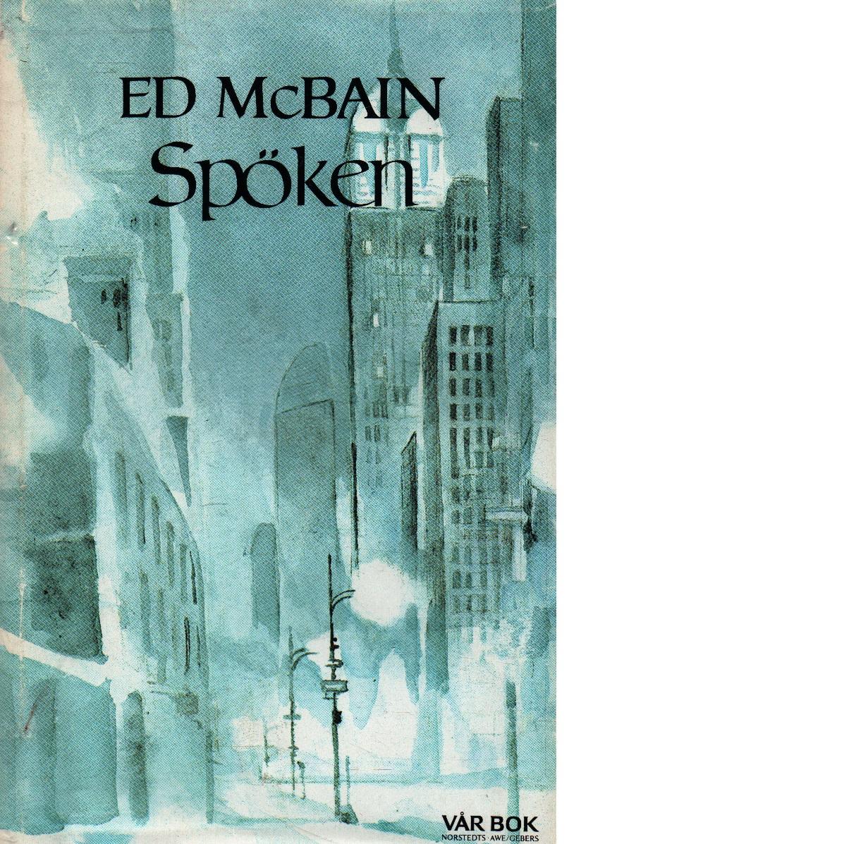 Spöken - McBain, Ed
