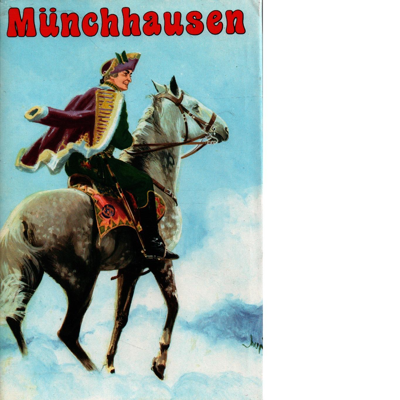 Münchhausens äventyr - Bürger, Gottfried August