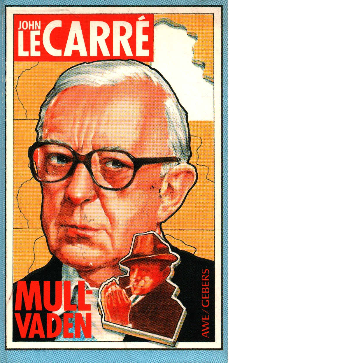 Mullvaden - le Carré, John