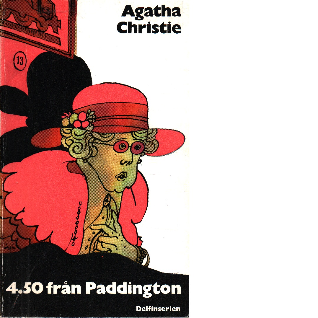 4.50 från Paddington - Christie, Agatha,