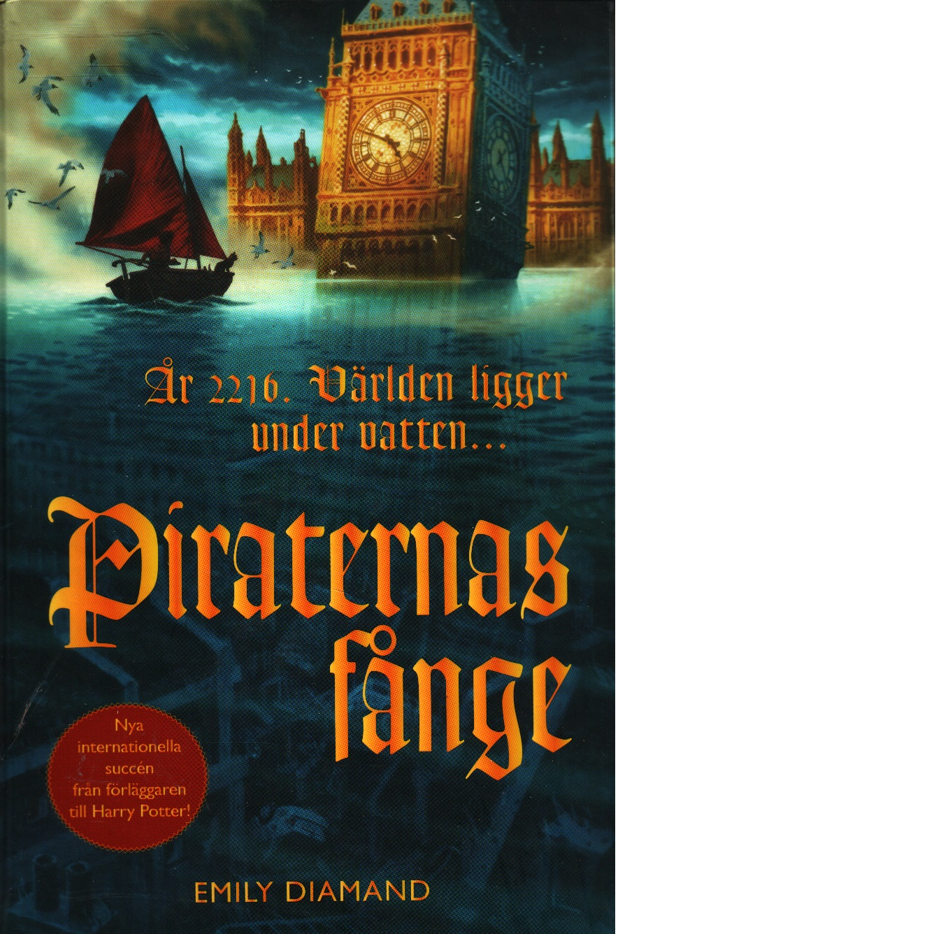 Piraternas fånge - Diamand, Emily
