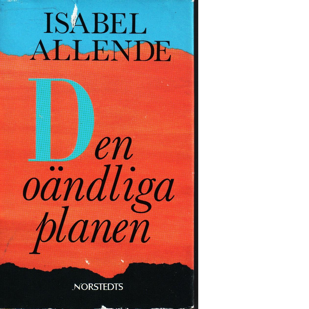 Den oändliga planen - Allende, Isabel