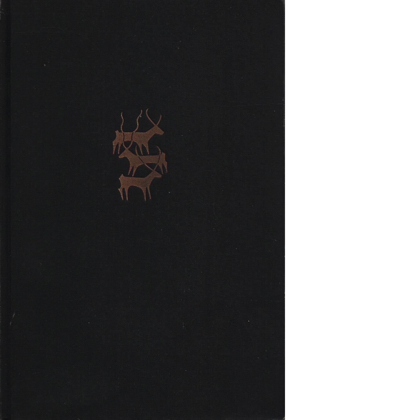 Alla tiders djur : om djurlivets utveckling på jorden och djurens roll i människans värld - Lewinsohn, Richard