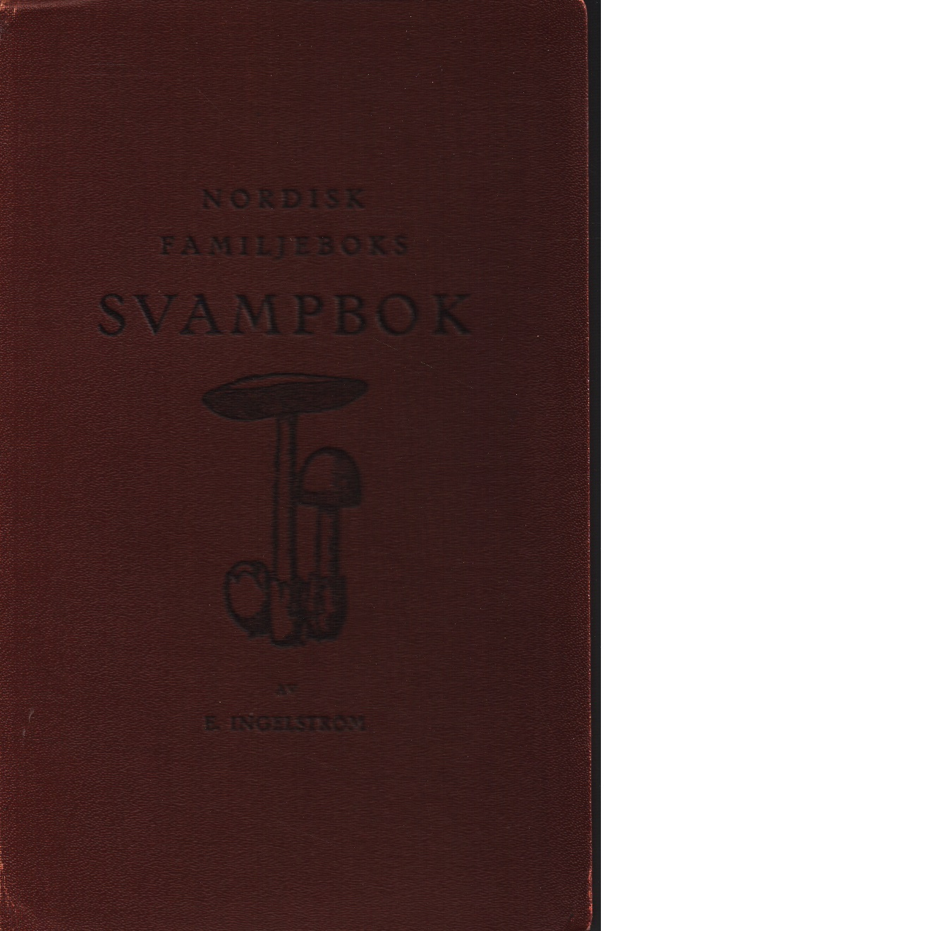 Nordisk familjeboks svampbok : 44 lektioner i svampkunskap - Ingelström, Einar Andreas