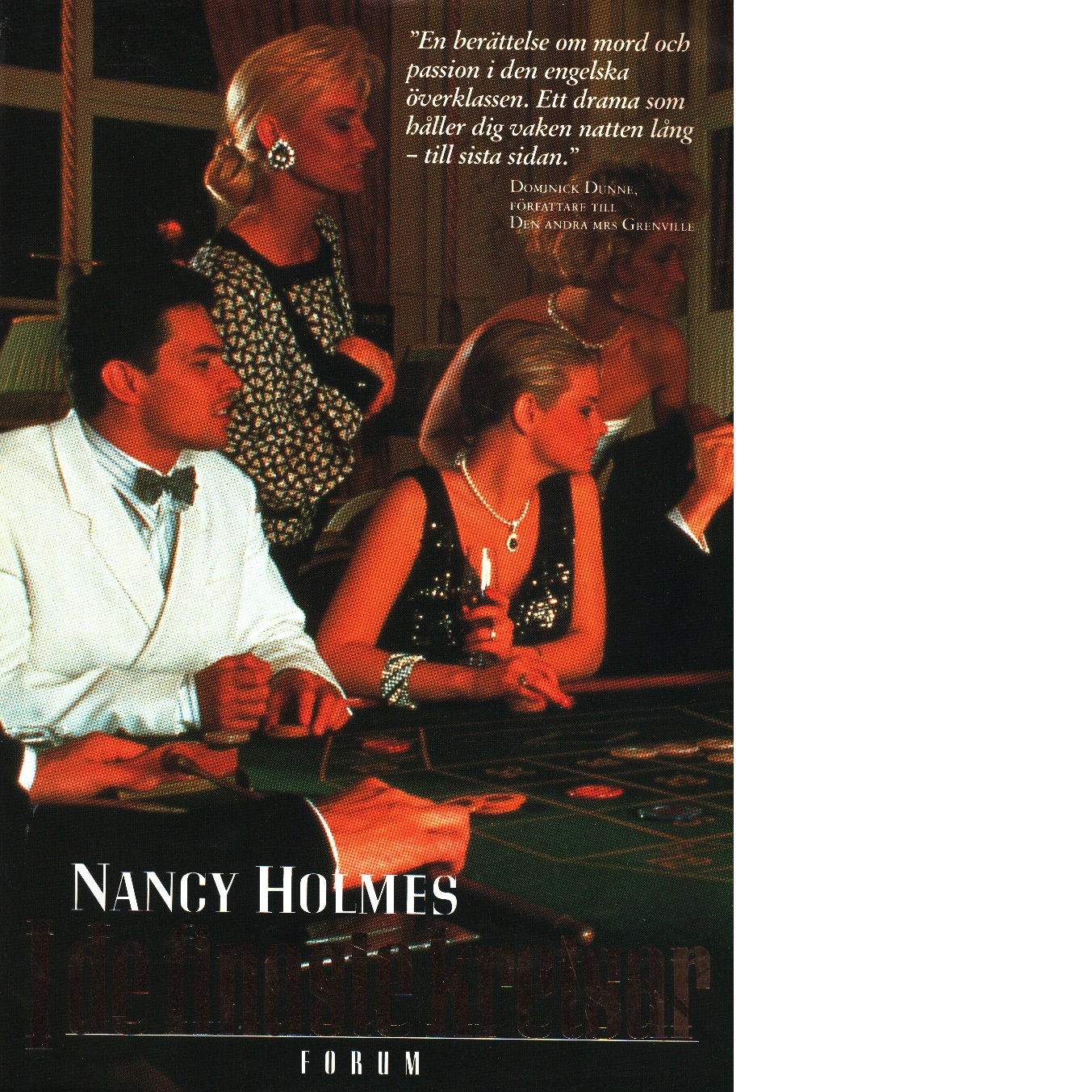 I de finaste kretsar - Holmes, Nancy
