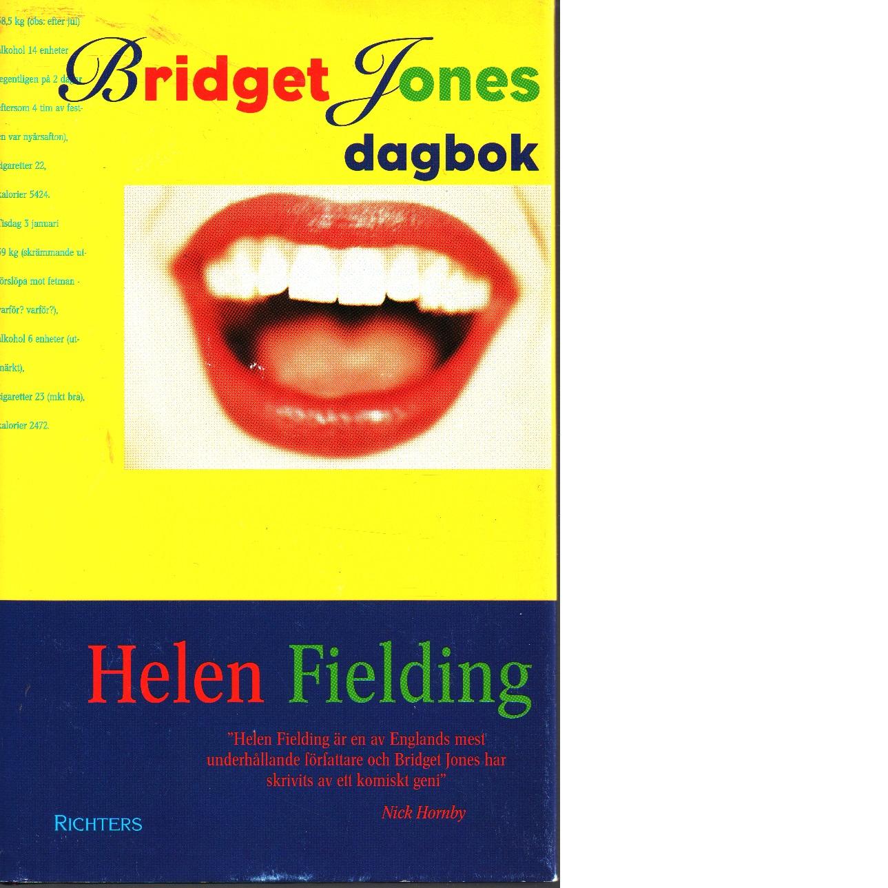 Bridget Jones dagbok - Fielding, Helen