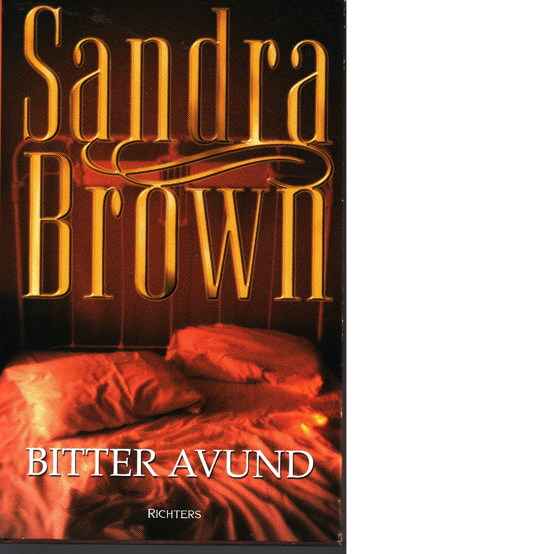 Bitter avund - Brown, Sandra