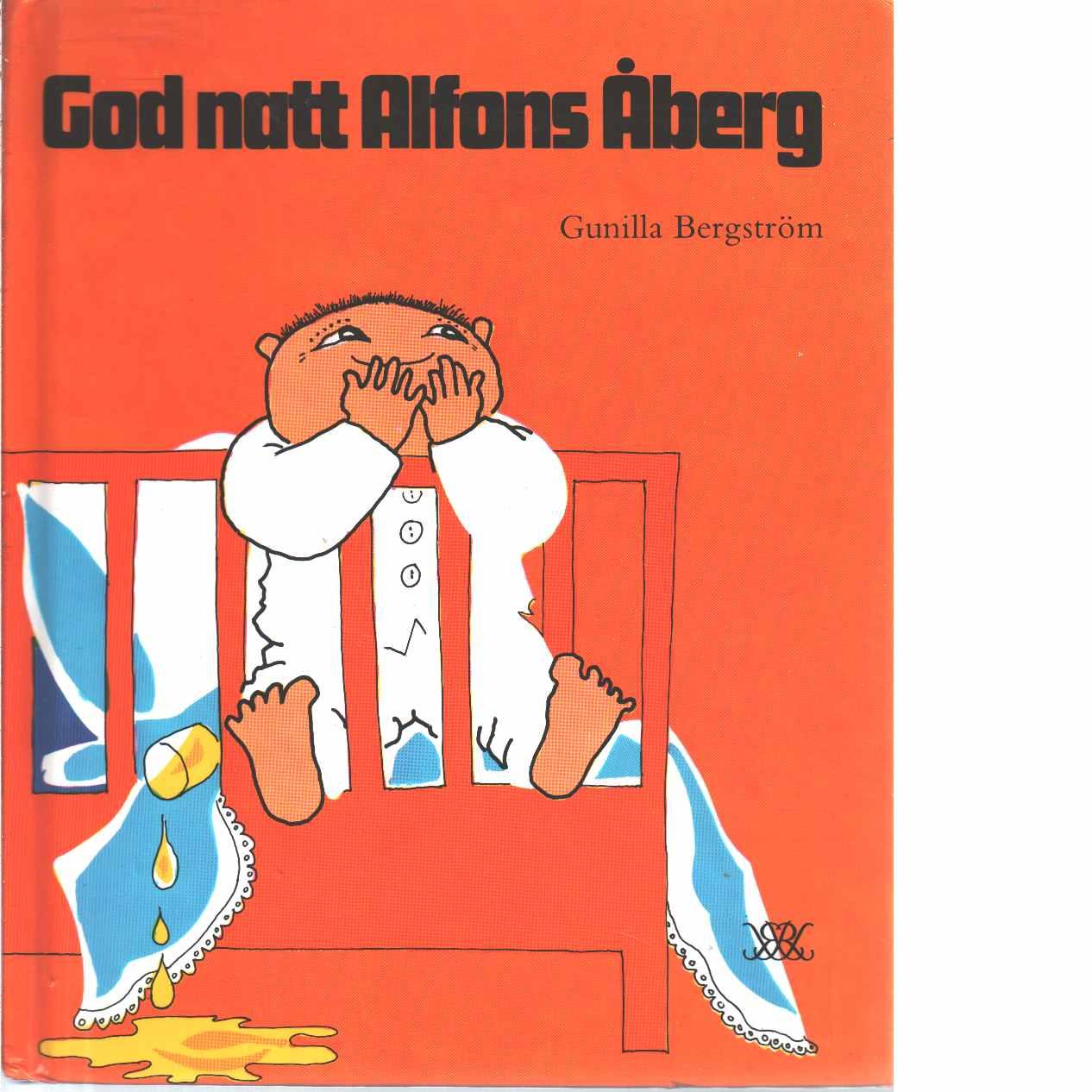 God natt Alfons Åberg - Bergström, Gunilla