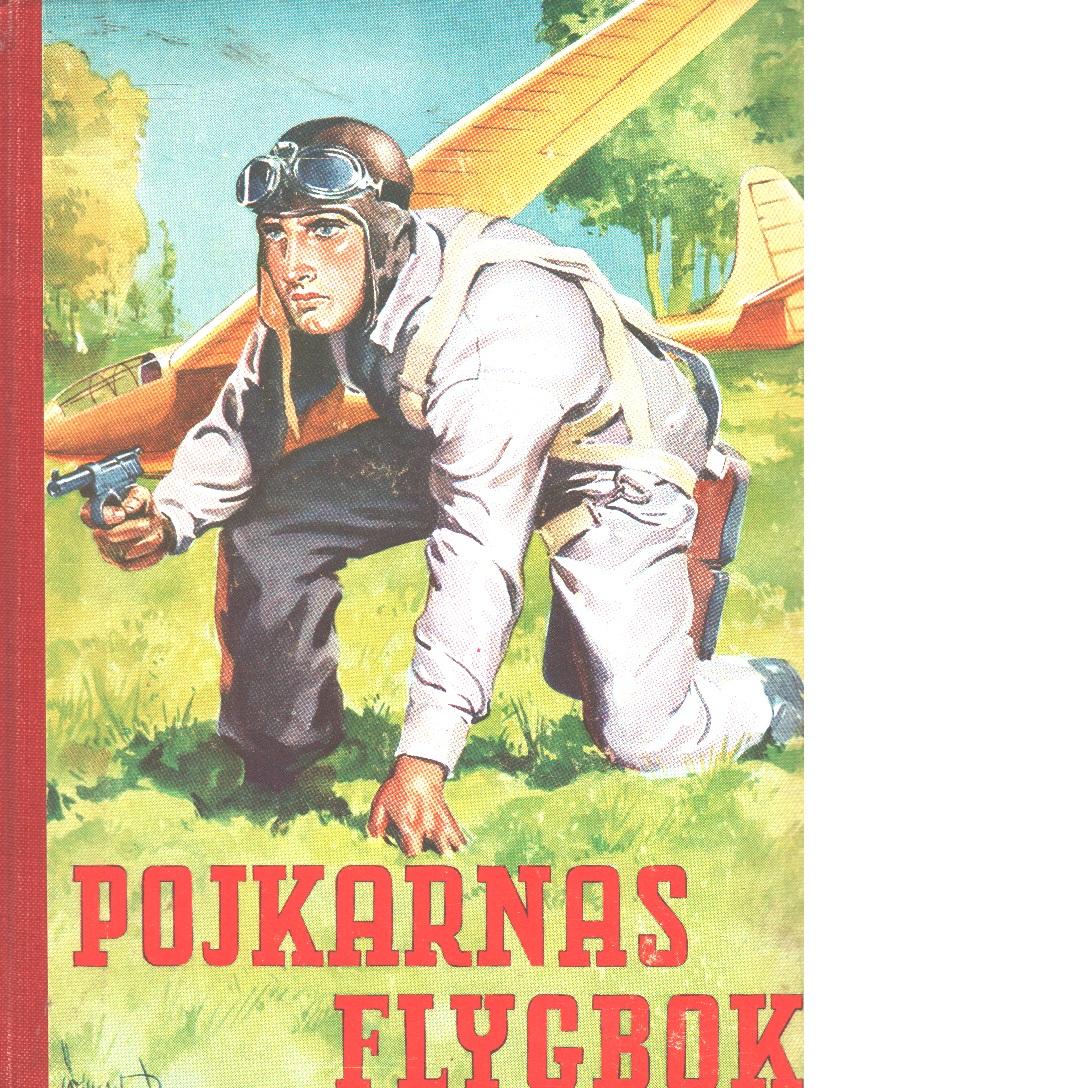 Division Harpunen : Pojkarnas flygbok - Wallin, Åke