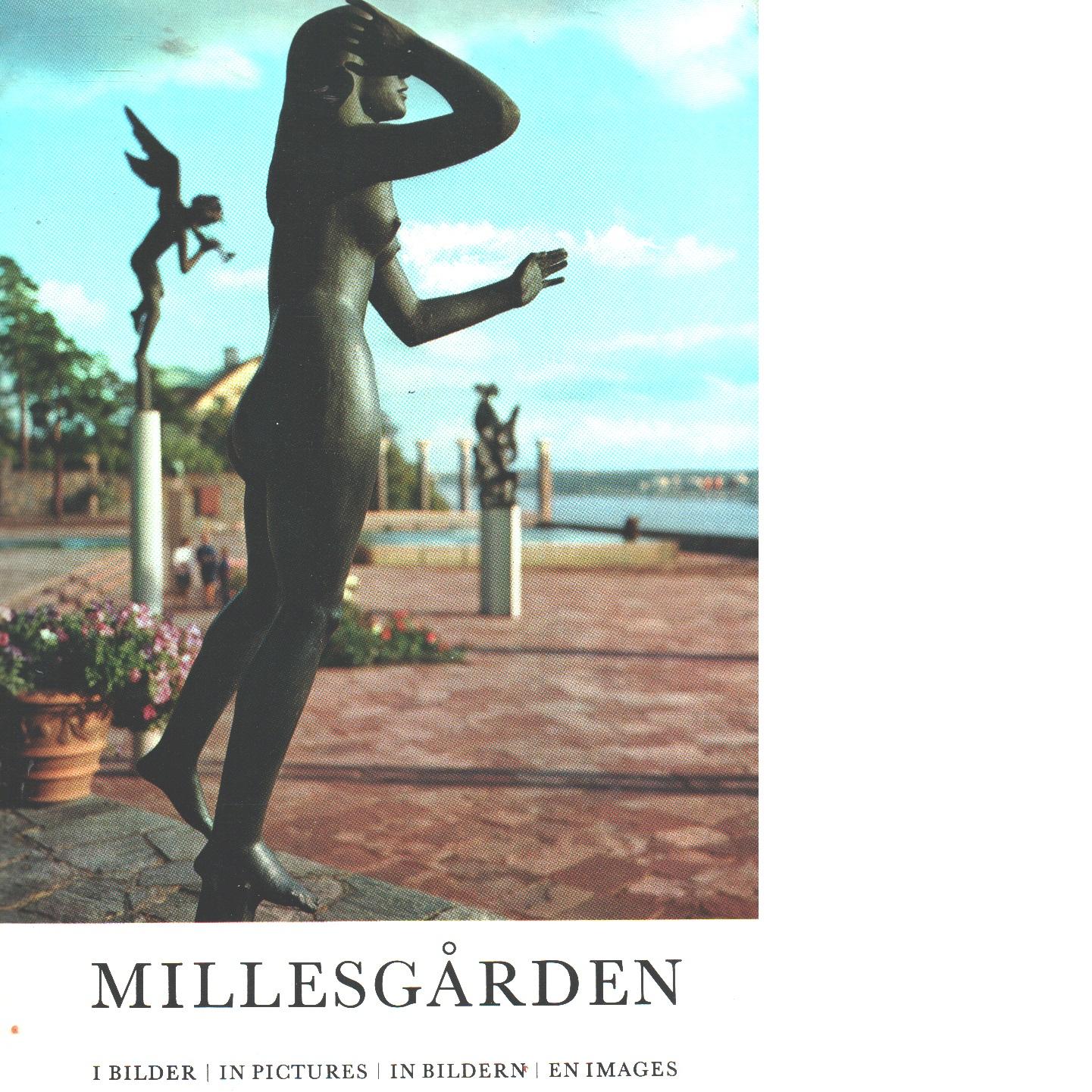 Millesgården i bilder - Arvidsson, Karl Axel
