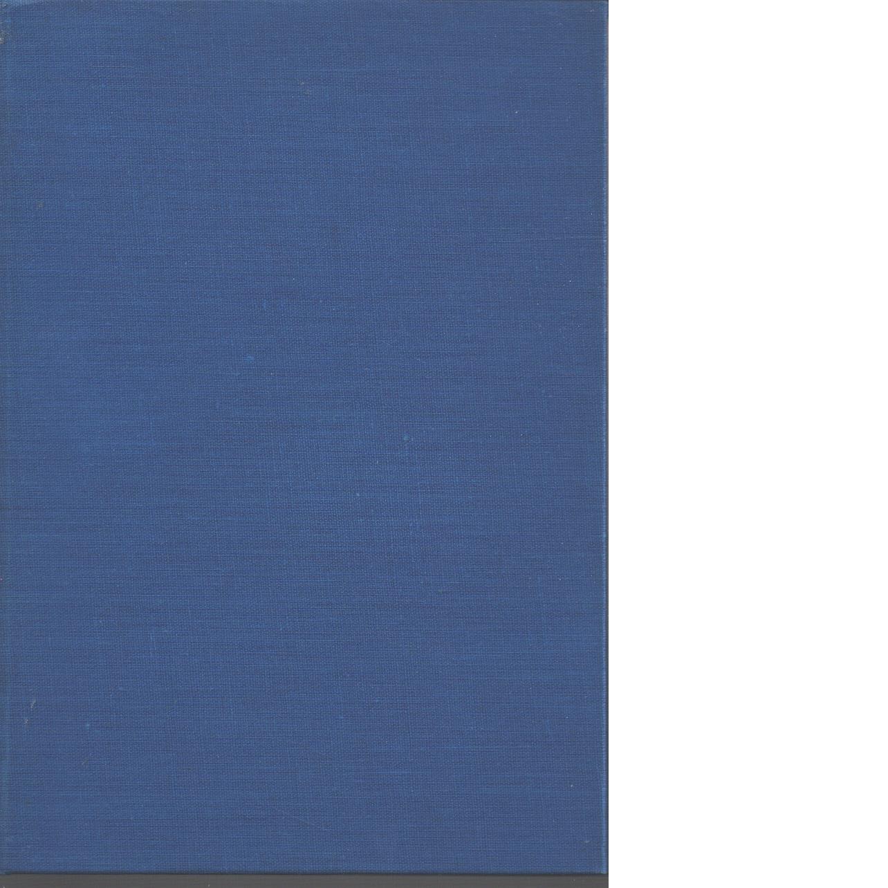 Brev, dagboksblad och varia i Sollefteå stadsbibliotek - Molin, Pelle