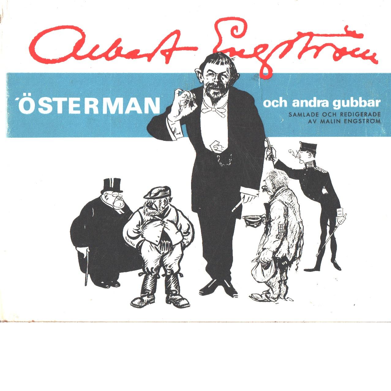 Österman och andra gubbar - Engström, Albert,