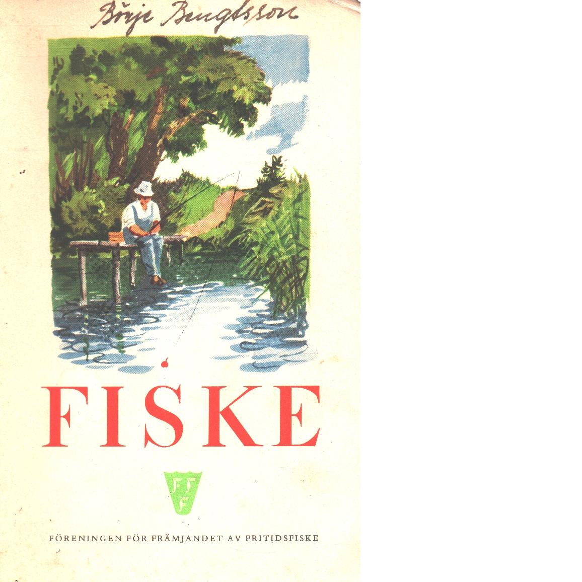 Fiske - Red.
