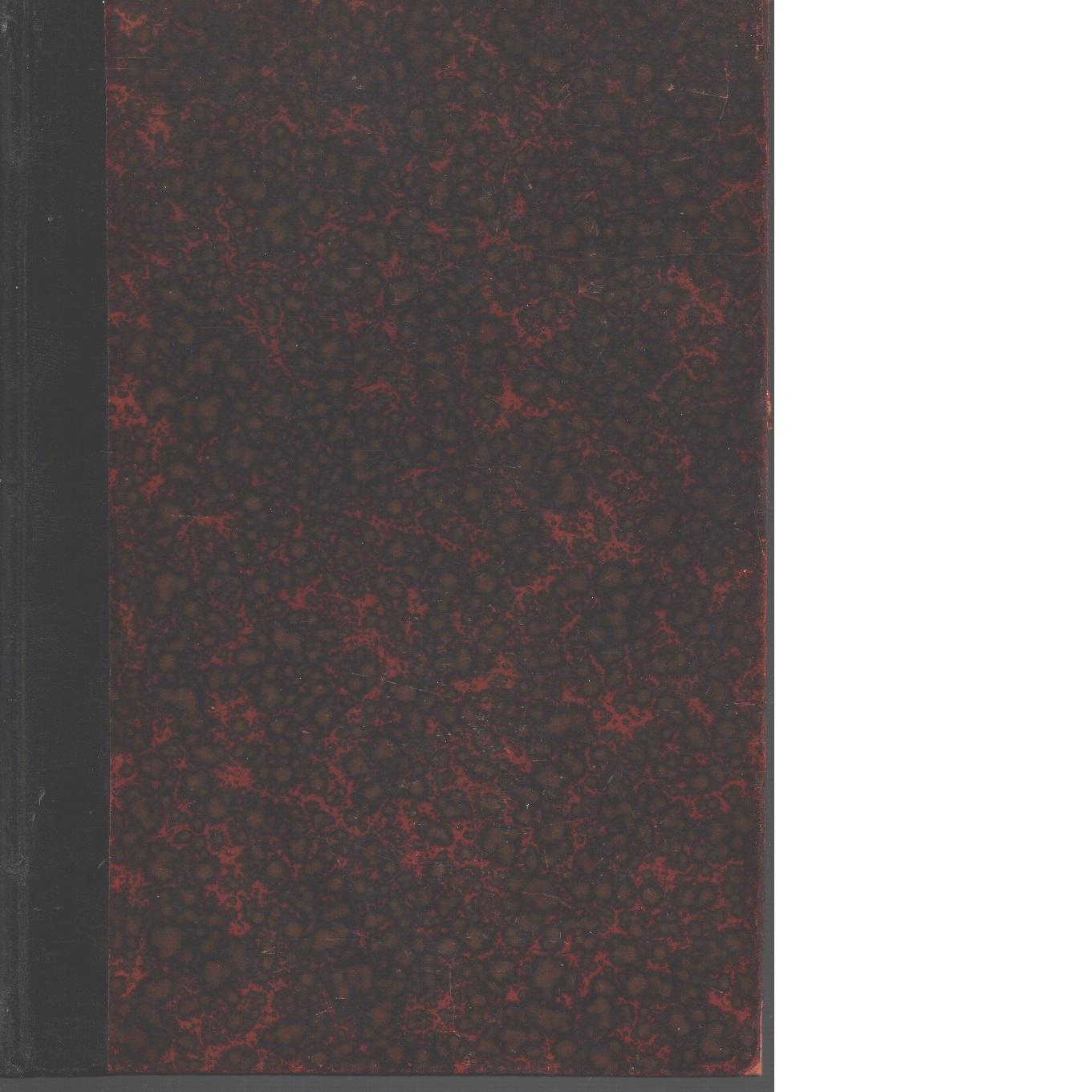L. Dillings samlade skisser och berättelser ur hvardagslifvet - Red.