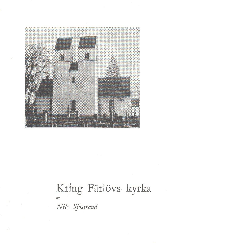 Kring Färlövs kyrka. - Sjöstrand, Nils