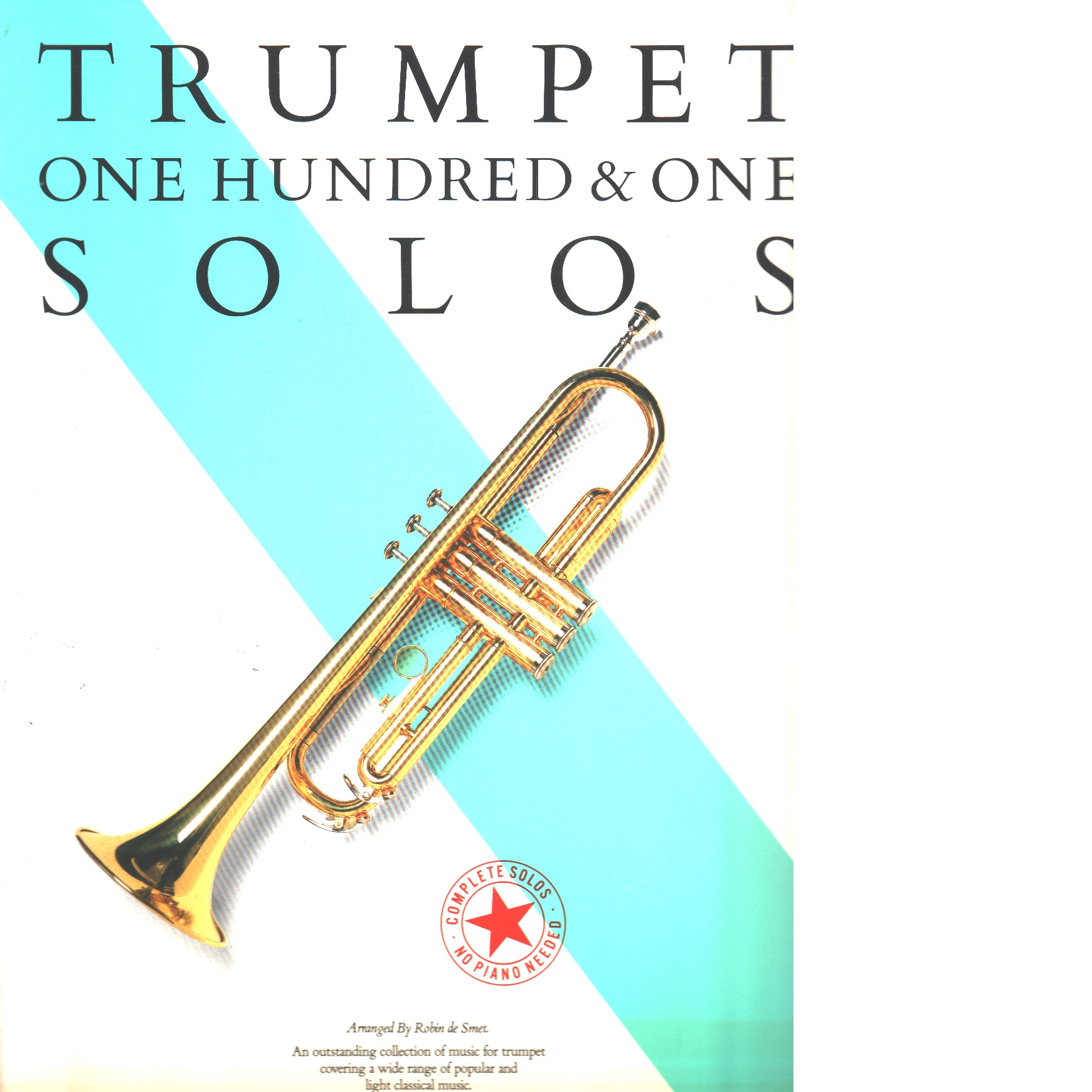 One hundred and one solos for the trumpet - Red.