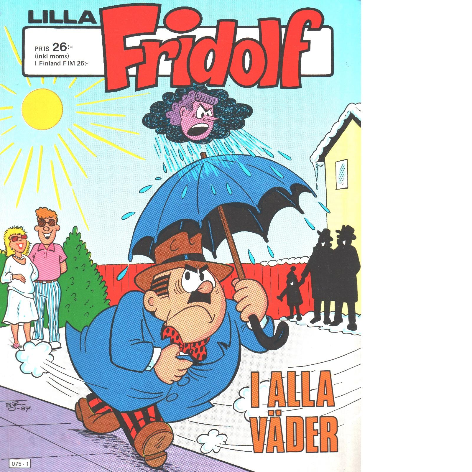 Lilla Fridolf - Moberg, Rune, Bergendorff, Leif och Bjarre, Torsten samt Blomberg, Elmar