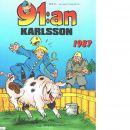 91:an Karlsson 1987 - Red.