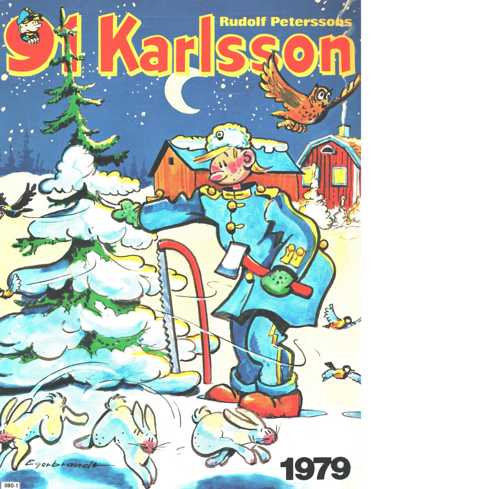 91:an Karlsson - Pettersson, Rudolf