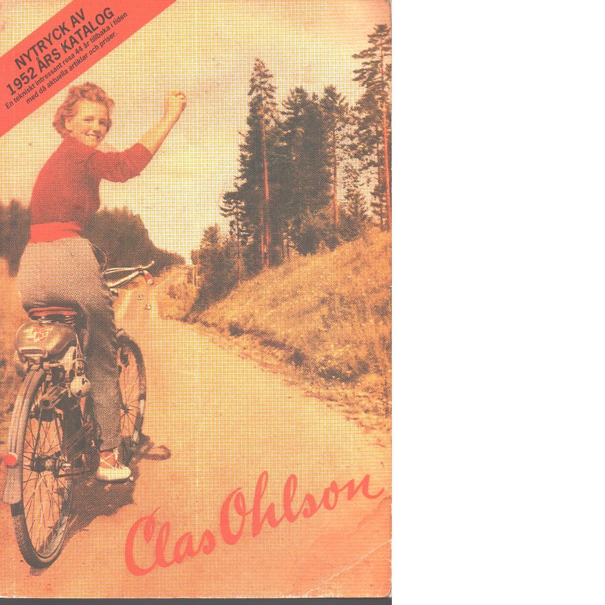 Clas Ohlson: 1952 års katalog - Clas Ohlsson & Co
