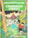 Karamakos utbrott Den mystiska strålen 2 - Hergé