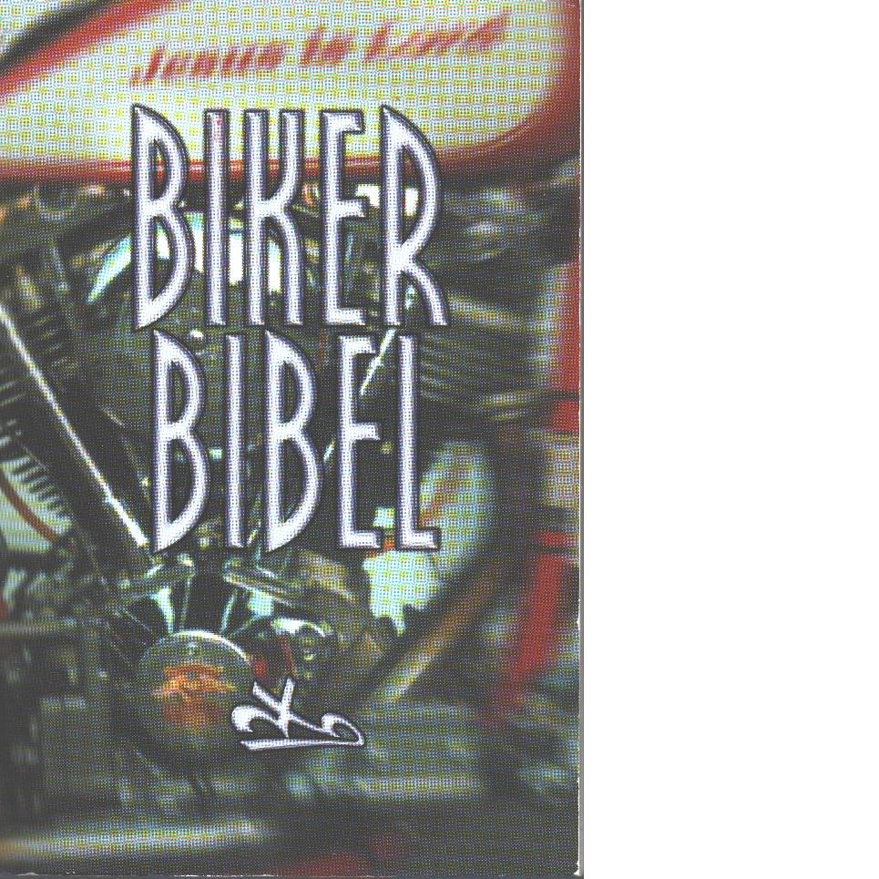 Biker bibel - Red.