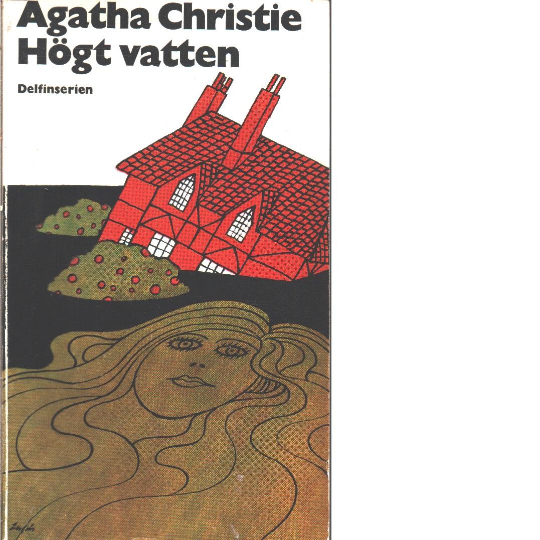 Högt vatten - Christie, Agatha