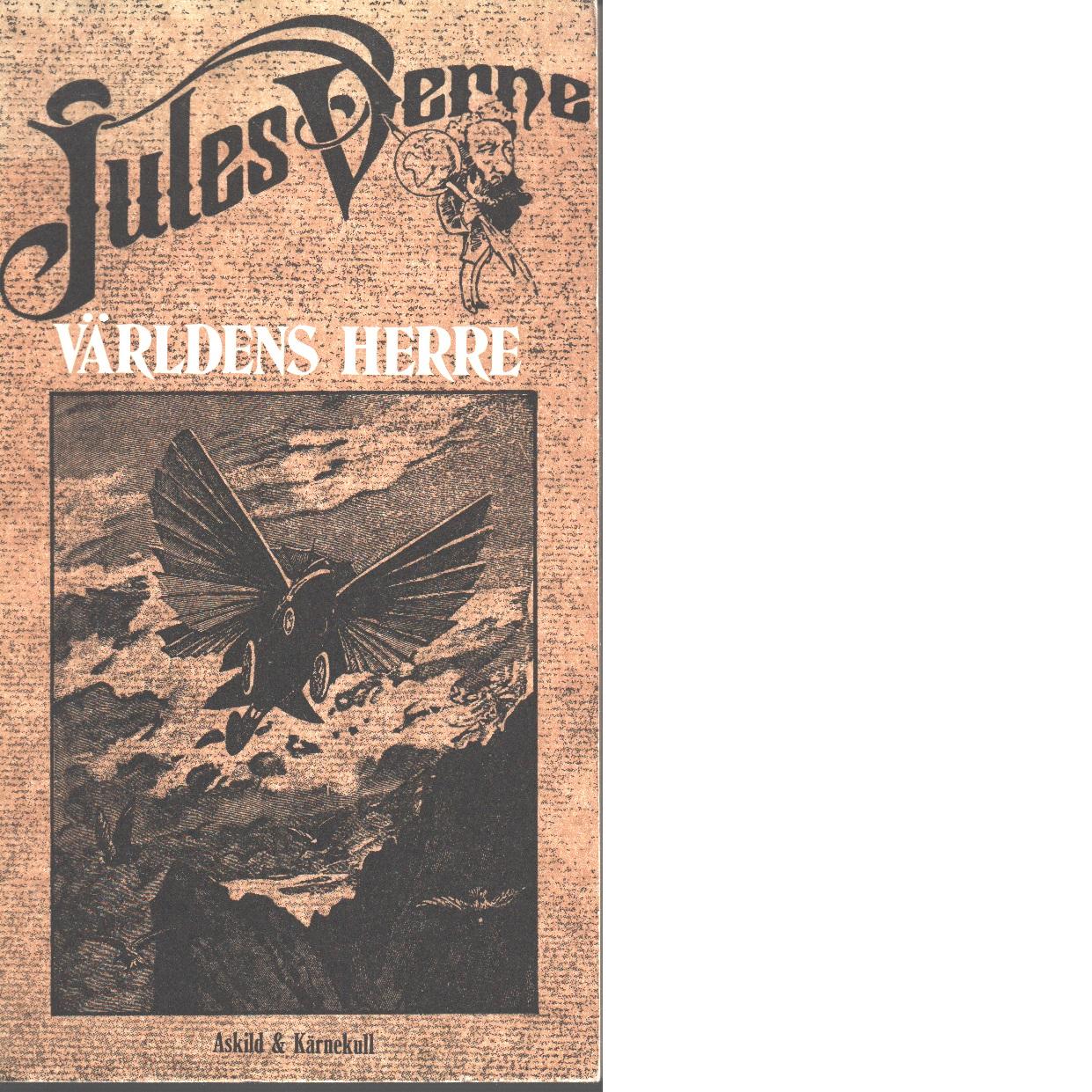 Världens herre - Verne, Jules