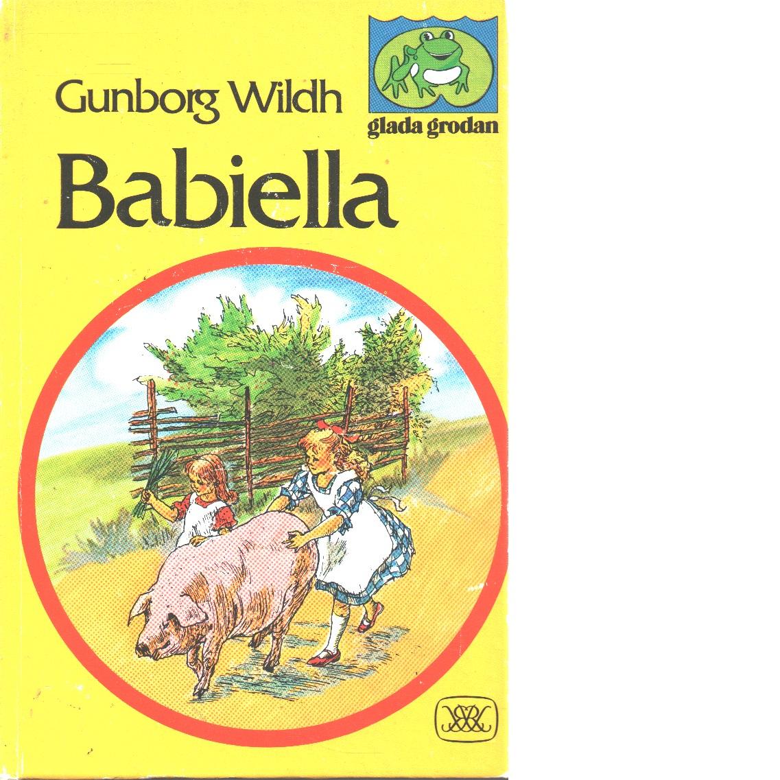 Babiella - Wildh, Gunborg