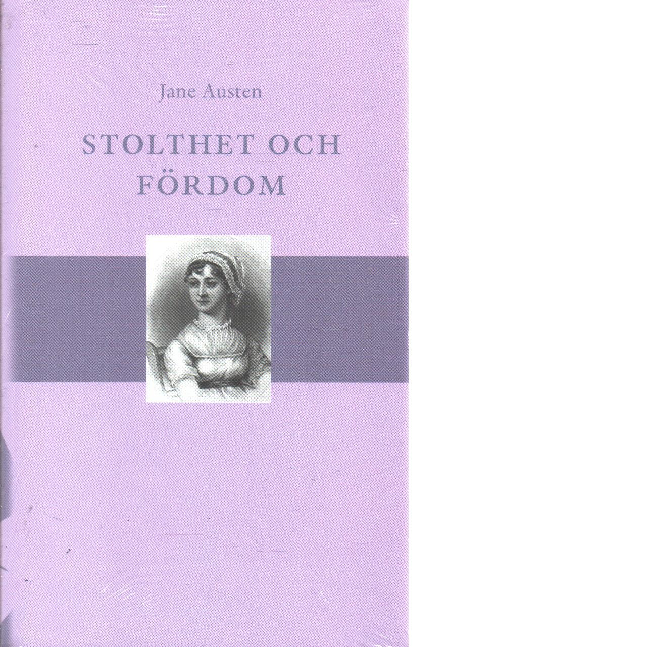 Stolthet och fördom - Austen, Jane