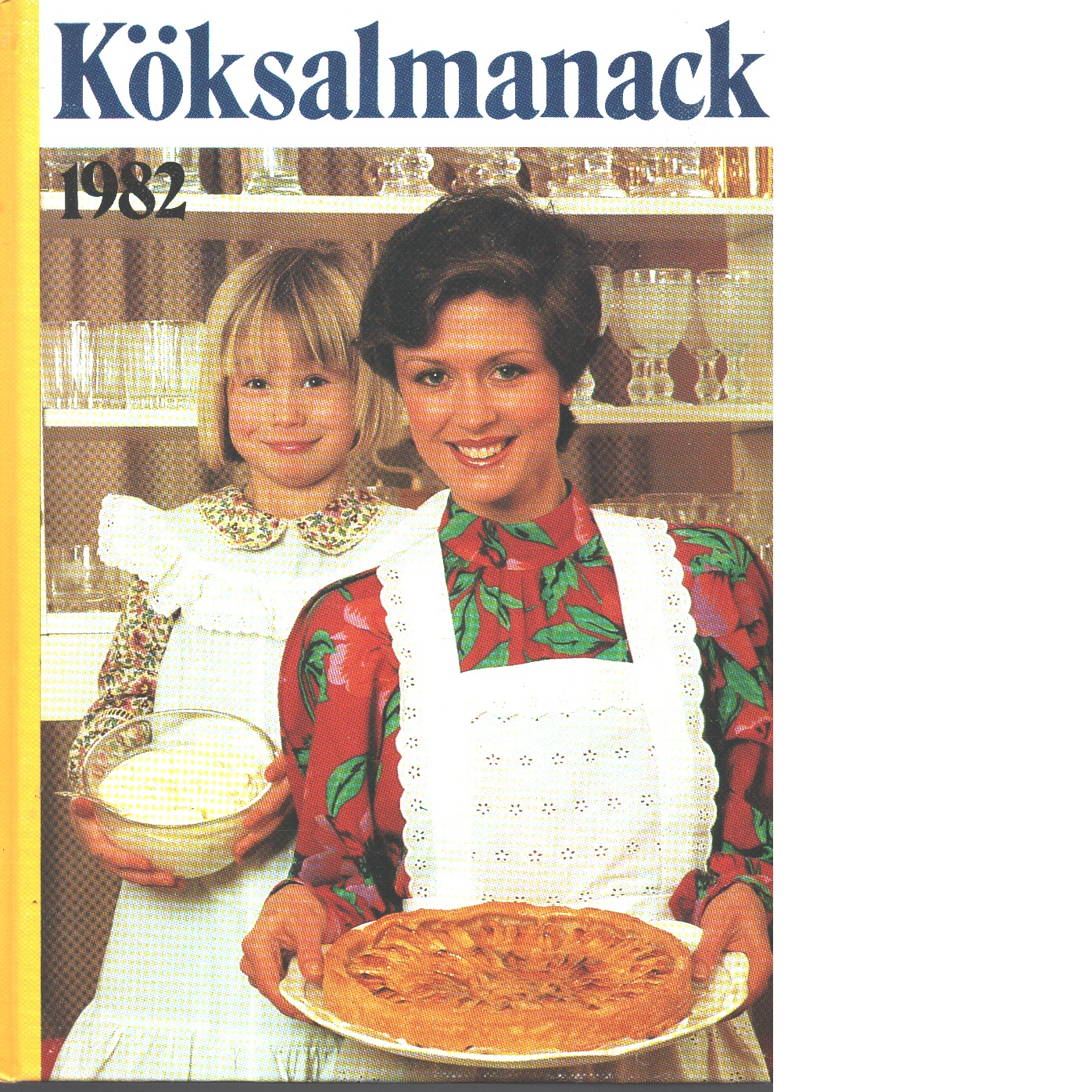 Köksalmanack 1982 - Red.