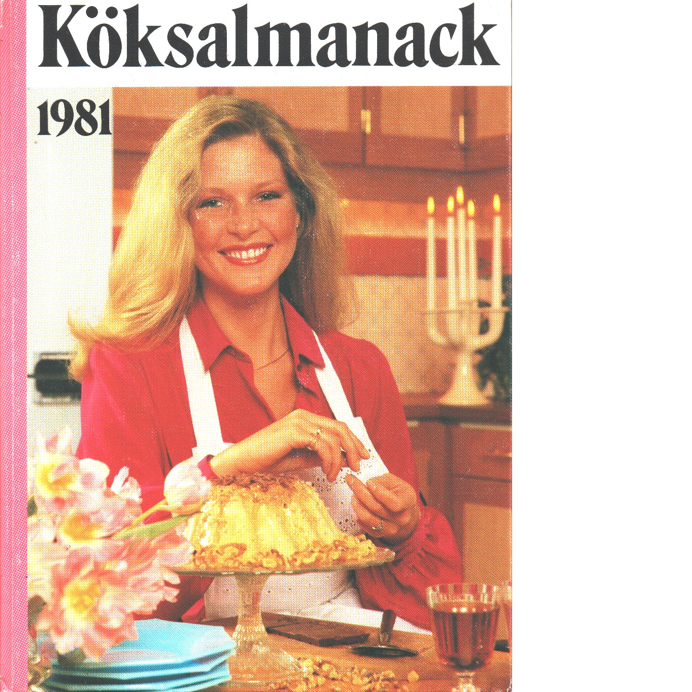 Köksalmanack 1981 - Red.
