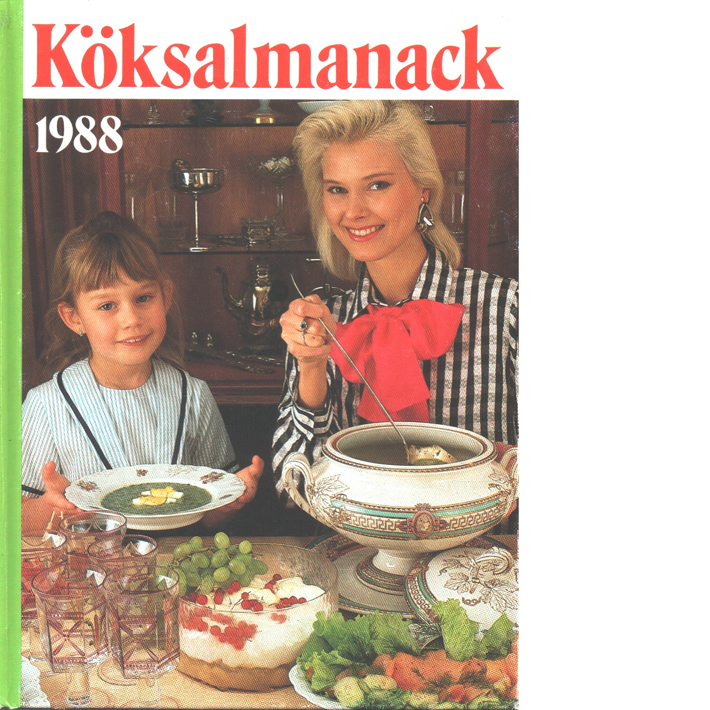 Köksalmanack 1988 - Red.