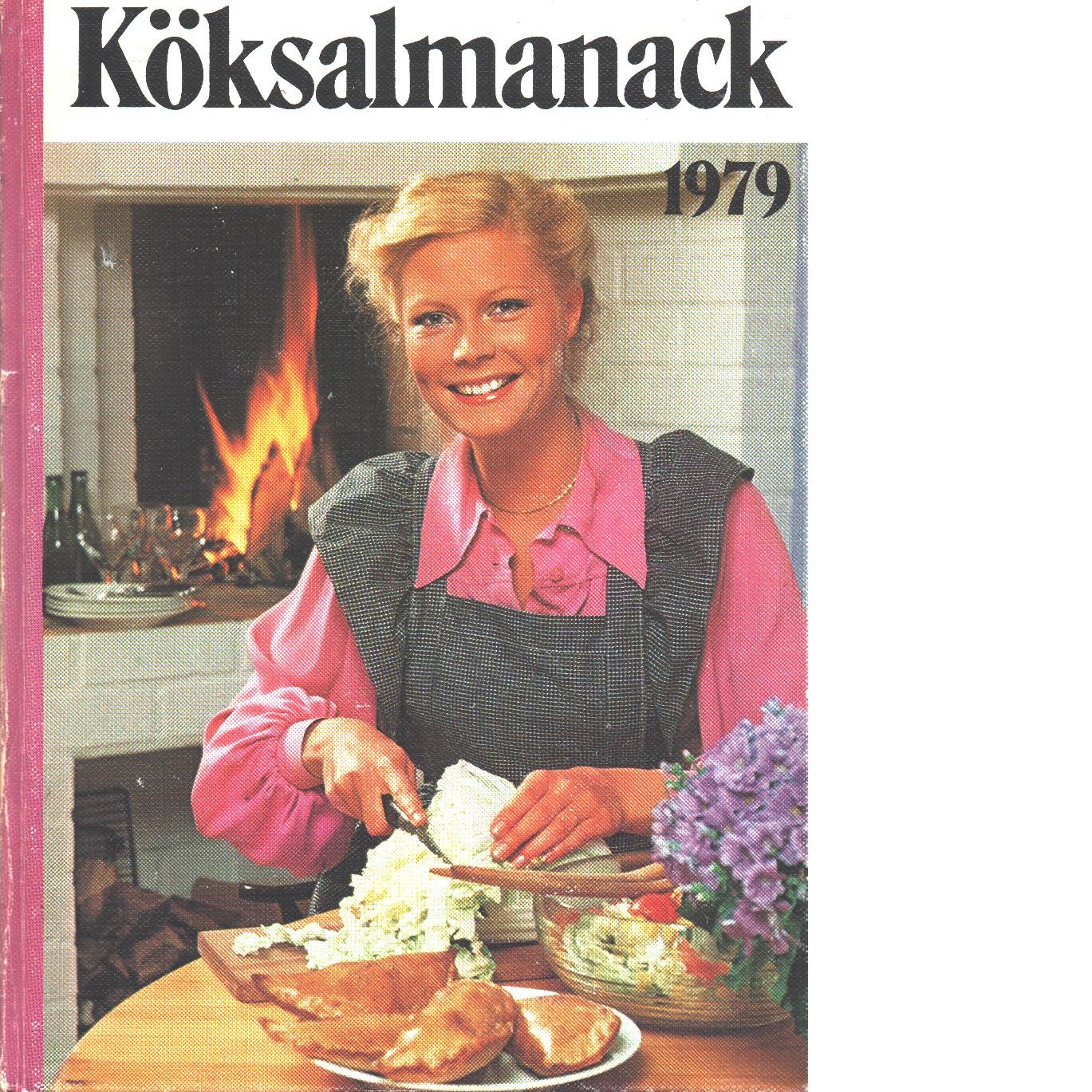 Köksalmanack 1979 - Red.