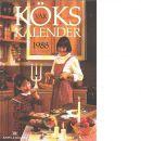 Vår kökskalender 1988 - Red.